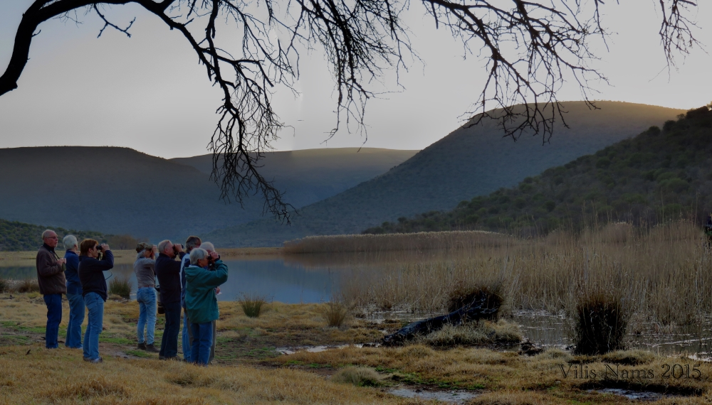 7 Ways to Enrich Your LIfe Through Birding: Diaz Cross Bird Club in Baviaans River Valley, Eastern Cape, South Africa (© Vilis Nams)