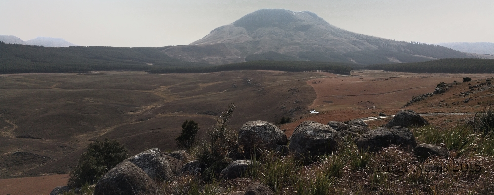 Six Months in South Africa: Hiking at Hogsback: View from Summit of Tor Doone (© Magi Nams)