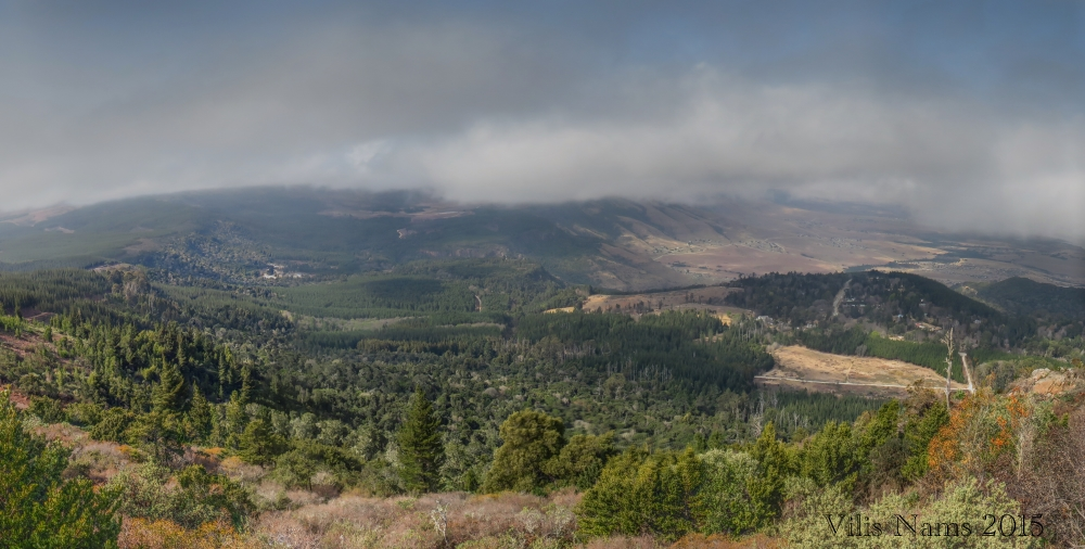 Six Months in South Africa: Hiking at Hogsback: View from Summit of Tor Doone (© Vilis Nams)