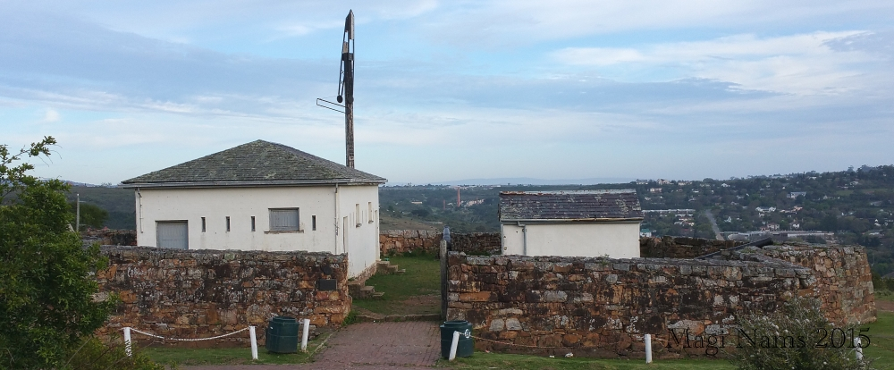 Six Months in South Africa: Settler Architecture in Grahamstown: Fort Selwyn (© Magi Nams)