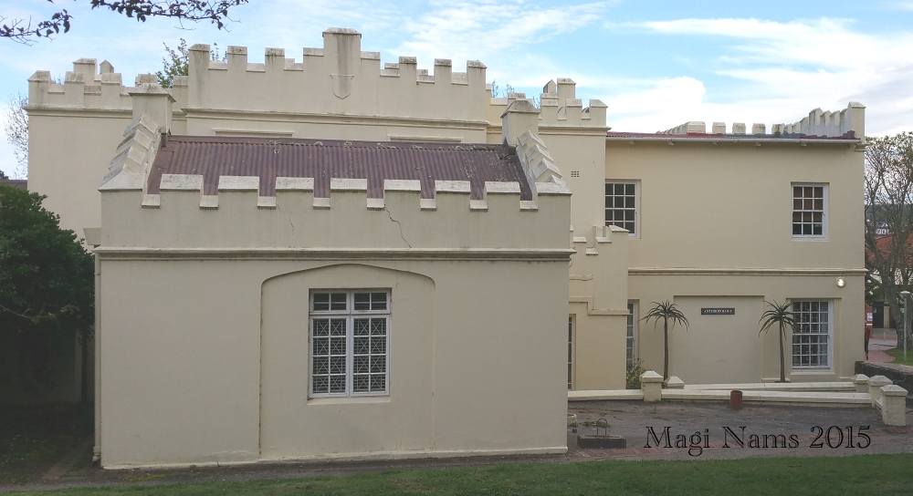Six Months in South Africa: Settler Architecture in Grahamstown: Selwyn Castle (© Magi Nams)