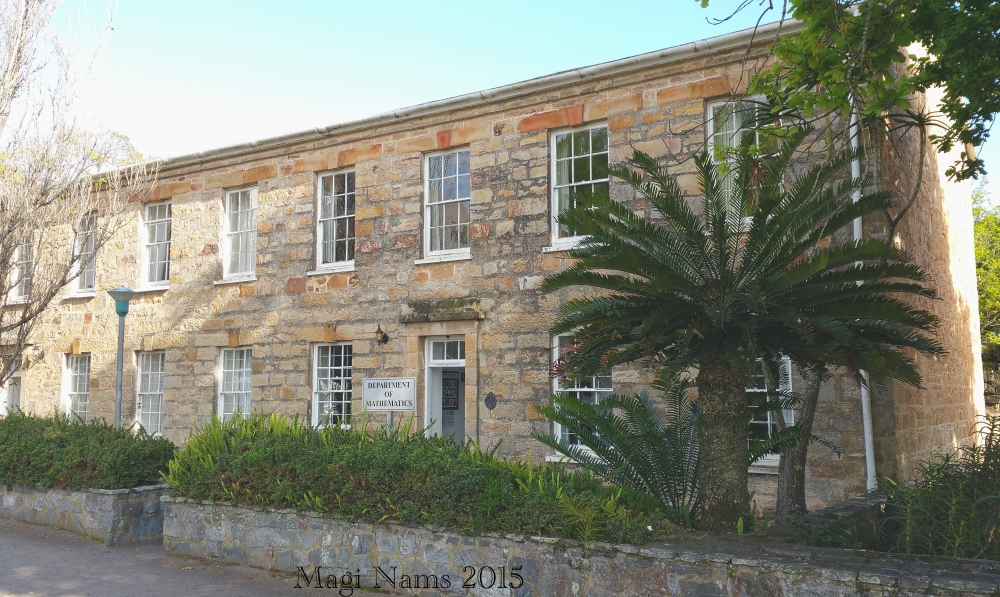 Six Months in South Africa: Settler Architecture in Grahamstown: Drostdy Lodge (© Magi Nams)