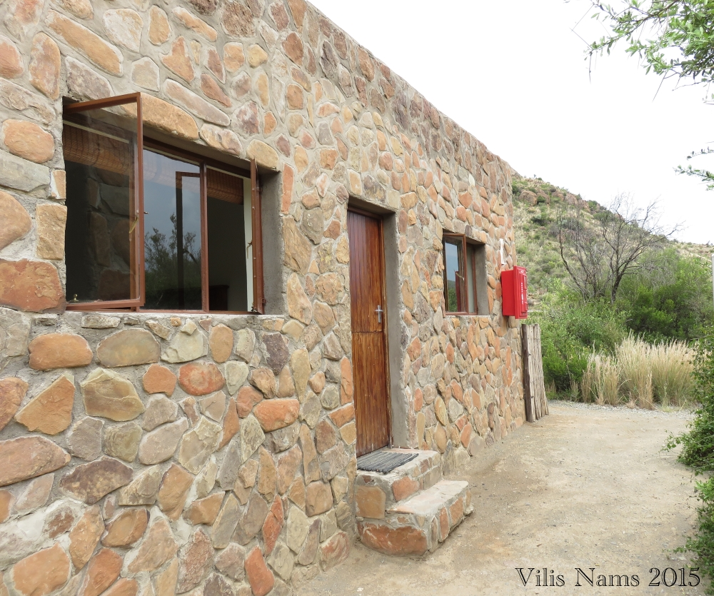 Six Months in South Africa: Mountain Zebra National Park: Umthombo Mountain Cottage (© Vilis Nams)