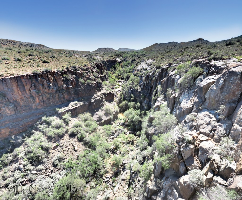 Six Months in South Africa: Karoo National Park: Rooivalle Lookout Point View (© Vilis Nams)