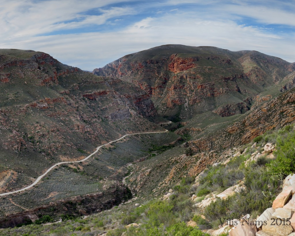 Six Months in South Africa: Swartberg Pass: Swartberg Pass (© Vilis Nams)