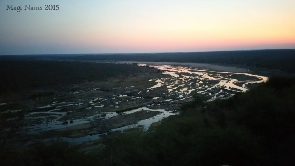Six Months in South Africa: Kruger National Park: Olifants River, Olifants Rest Camp (© Magi Nams)