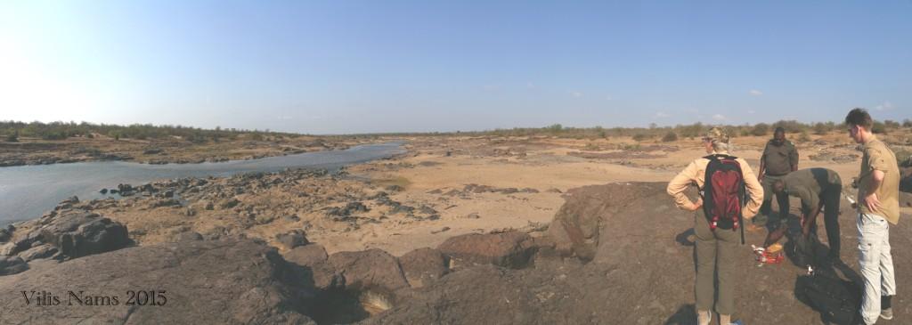 Six Months in South Africa: Kruger National Park: Rest Stop at Olifants River © Vilis Nams)