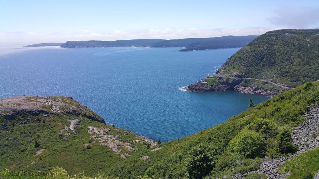 Exploring Canada: St. John's, Newfoundland and Labrador – City on the Eastern Tip of North America: View from Signal Hill, St. John's (© Magi Nams)