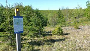 Hiking in Canada: Rogart Mountain, Nova Scotia: Andrew's Plateau, Rogart Mountain (© Magi Nams)