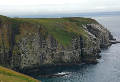 Hiking in Canada: Cape St. Mary's Ecological Reserve, Newfoundland and Labrador (© Magi Nams)