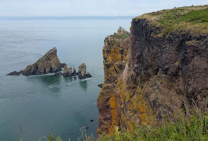Hiking in Canada: Cape Split, Nova Scotia: ( ©Magi Nams)