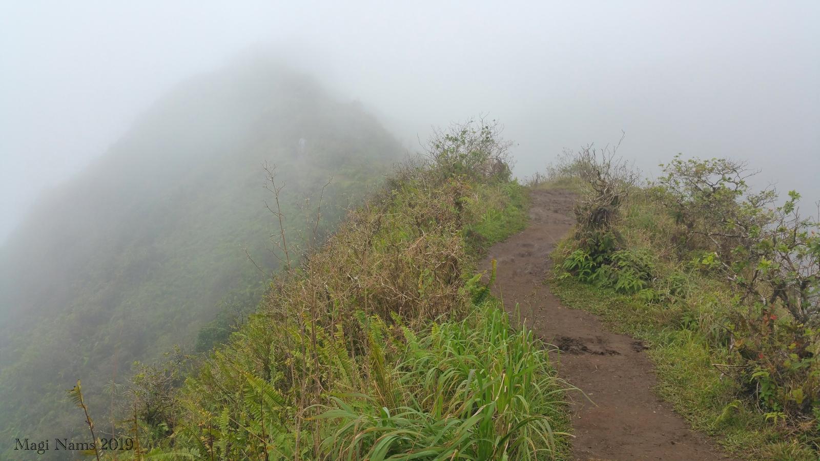 Hiking in America: West Maui Mountains: Waihe'e Ridge Trail (© Magi Nams)