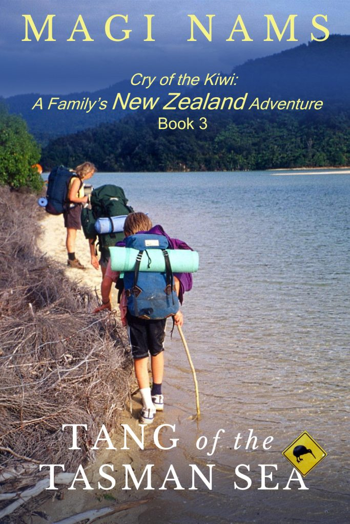Tang of the Tasman Sea Book Cover